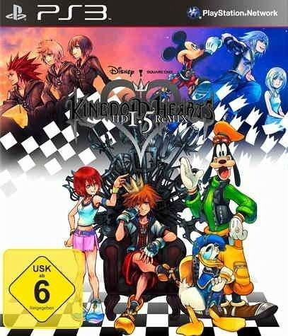 Kingdom Hearts: HD 1.5 Remix (PS3)