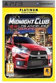 Rockstar Games Midnight Club: Los Angeles - Complete Edition Essentials (PEGI) (PS3)