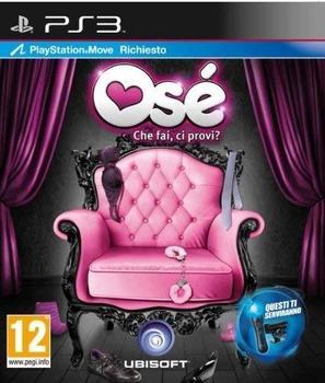 UbiSoft Ose - Che fai, ci provi?, PS3 PlayStation 3 Italienisch Videospiel