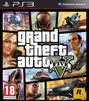 Take 2 Grand Theft Auto 5 (GTA V) PS3