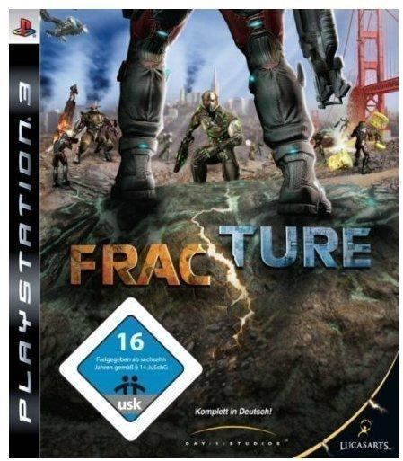 Activision Fracture (PS3)