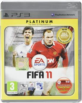 Electronic Arts FIFA 11 (Platinum) (PS3)