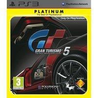 Sony Gran Turismo 5 (Platinum) (PS3)