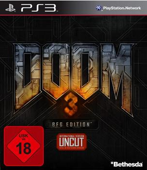 BETHESDA Doom 3 - BFG Edition (PS3)