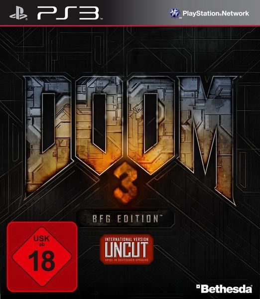 BETHESDA Doom 3 - BFG Edition (PS3)