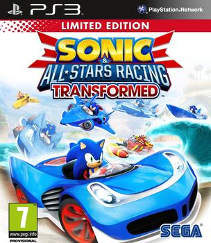 Sega Sonic & All-Stars Racing: Transformed - Limited Edition (PEGI) (PS3)