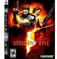 Capcom S-Resident Evil 5,