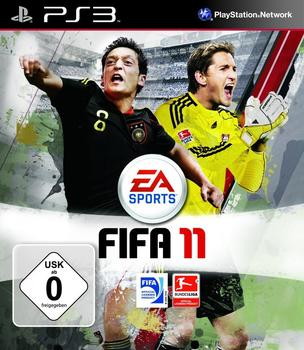 Electronic Arts FIFA 11 (PS3)