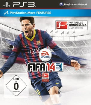 Ak tronic FIFA 14 (Essentials) (PS3)