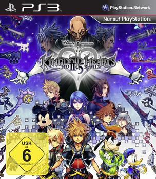 Square Enix Kingdom Hearts HD 2.5 ReMIX (PS3)