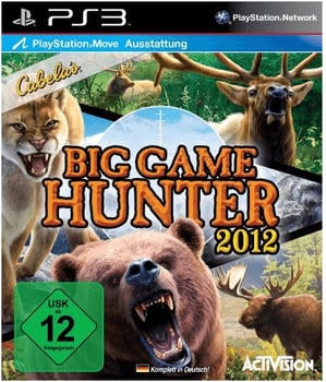 Activ Blizzard Cabela Big Game Hunter 2012 PS-3 Relaunch