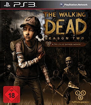 The Walking Dead: A Telltale Games Series - Season Two (PS3)