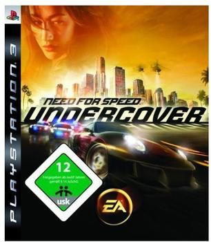 Electronic Arts Need for Speed: Undercover (PS3)