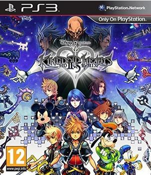 Square Enix Kingdom Hearts HD 2.5 Remix (PEGI) (PS3)