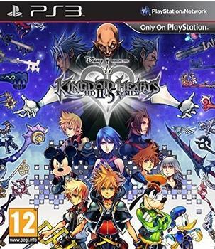 Square Enix Kingdom Hearts HD 2.5 Remix (PEGI) (PS3)