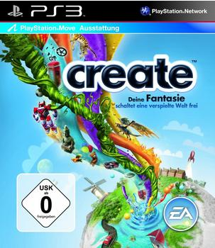 Electronic Arts Create (Move) (PS3)
