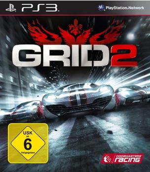 Codemasters GRID 2 (Essentials) (PS3)