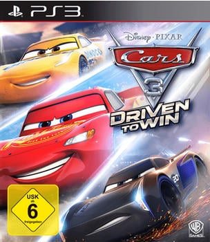 Warner Cars 3: Driven to win, (PS3)