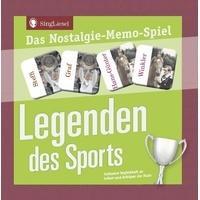 Singliesel Legenden des Sports - Das Memo-Spiel für Senioren