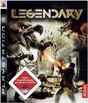Atari Legendary (PS3)