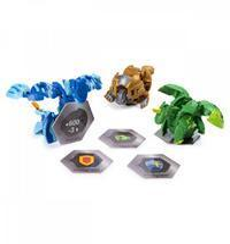 Spin Master Bakugan Starter 3er Pack