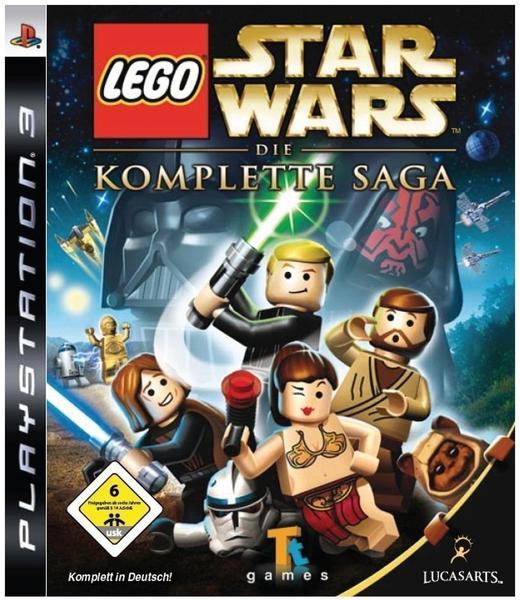 LEGO Star Wars: Die Komplette Saga (PS3)