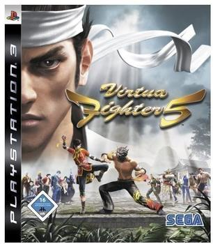 SEGA SAMMY GROUP Virtua Fighter 5