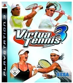 SEGA SAMMY GROUP Virtua Tennis 3