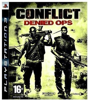 Eidos Conflict: Denied Ops (PS3)