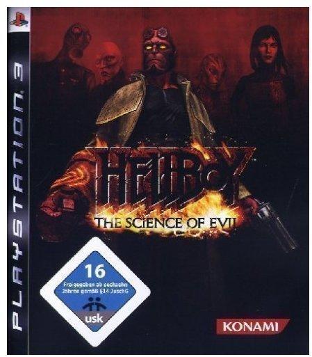 Konami Hellboy: The Science of Evil (PS3)