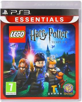 Warner Lego Harry Potter: Years 1 - 4 PS3 [