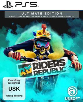 UbiSoft Riders Republic Ultimate Edition PlayStation 5