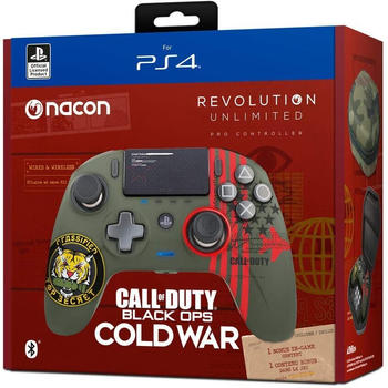 Nacon Revolution Unlimited Pro Call of Duty: Black Ops - Cold War