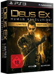Deus Ex: Human Revolution - Limited Edition (PS3)