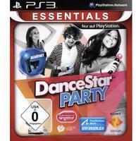 Sony DanceStar Party (Essentials) (PS3)