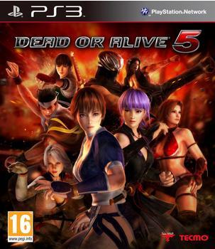 Halifax Dead or Alive 5 (PEGI) (PS3)
