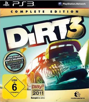 DiRT 3: Complete Edition (PS3)