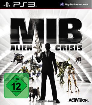 Activision Men in Black: Alien Crisis (PS3)