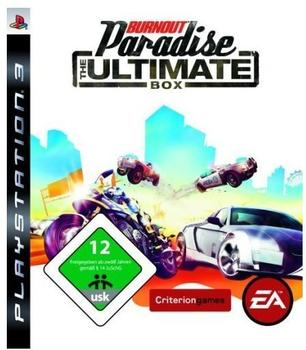 EA GAMES Burnout: Paradise - Ultimate