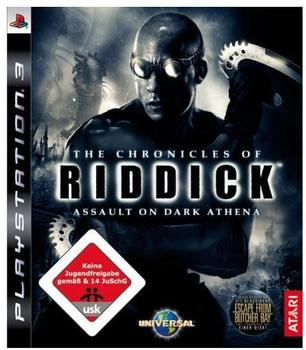 Namco The Chronicles of Riddick: Assault on Dark Athena (PS3)