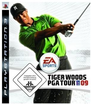 EA GAMES Tiger Woods PGA Tour 09