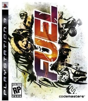 Codemasters Fuel (PS3)