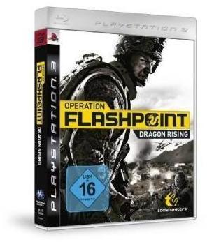 Codemasters Operation Flashpoint: Dragon Rising (PS3)