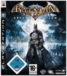 Eidos Batman: Arkham Asylum