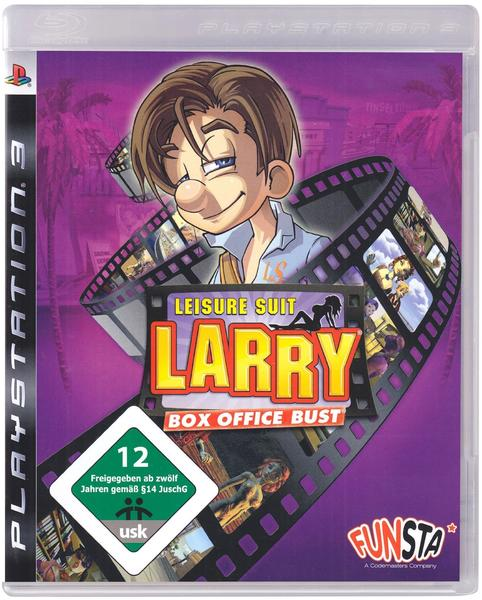 Codemasters Leisure Suit Larry: Box Office Bust (PS3)
