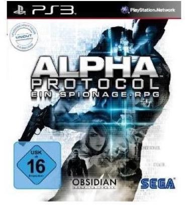 ALPHA Protocol Spiele