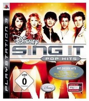Disney Sing it Pop Hits (PS3)