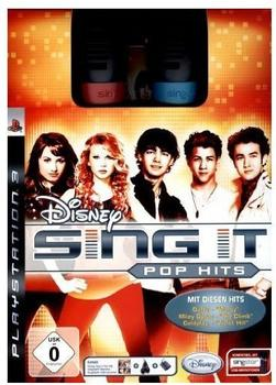Disney Sing It! - Pop Hits + Mikrofon (PS3)