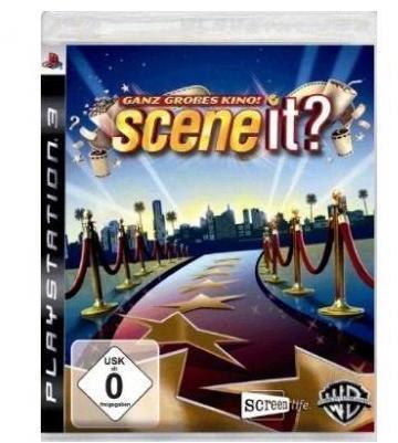 Scene It? (PS3)