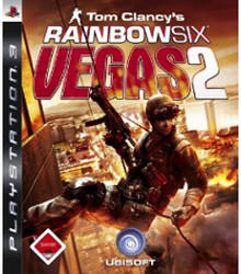 Ubisoft Rainbow Six: Vegas 2 (Platinum) (PS3)